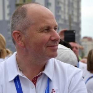 Latvijas izlases galvenais treneris šaušanā Vilnis Celmiņš