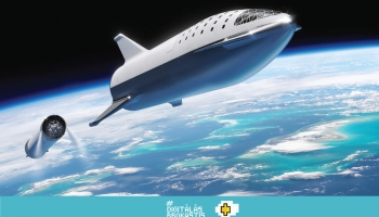 2025. gadā Elona Maska SpaceX būšot gatavi lidošanai uz Marsu
