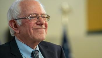 Социалист Берни Сандерс, который хочет стать президентом США
