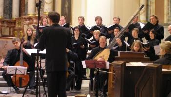 """Senās mūzikas koncerts festivālā """"Banchetto Musicale"""" Viļņas Dižkunigaišu pilī"""