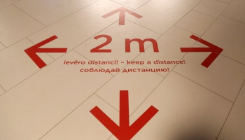 Kultūras iestāžu sadarbība 4 soļu plānā Covid-19 ierobežojumu mazināšanai