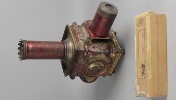 «Тайны старинных вещей» с Ольгой Прокофьевой. Волшебный фонарь