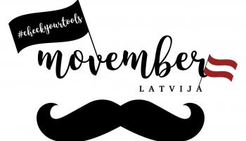 Novembris - vīriešu veselības mēnesis
