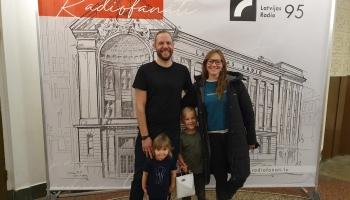 Gudrības pilienu skaņu spēles detektīvi - Brokānu-Derumu ģimene no Rīgas