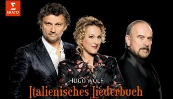 """Hugo Volfa """"Itāļu dziesmugrāmatas"""" jauns ieraksts un dziesma """"Anakreonta kaps"""""""