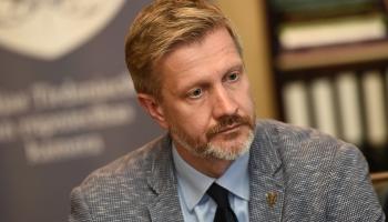 Янис Эндзиньш: с бизнесом нельзя шутить