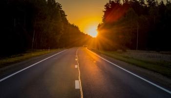 Latvijas valsts ceļi: 130 км/час по первому латвийскому автобану - уже в 2030 году