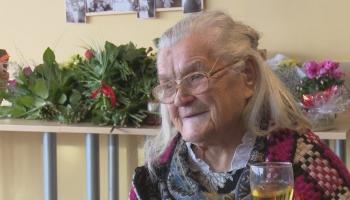 Jēkabpils pusē Marijai Pudānei aprit 100 gadi!