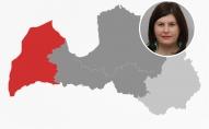 Aktualitātes Kurzemē. Komentē Talsu televīzijas pārstāve Sanita Liepiņa