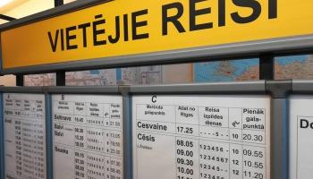 Daļā Latvijas pasažieru pārvadātājus var nākties meklēt no jauna