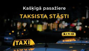 Kašķīgā pasažiere | Taksista stāsti - 15.sērija