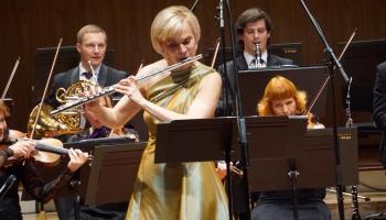 Дита Кренберга: Без музыки нет жизни