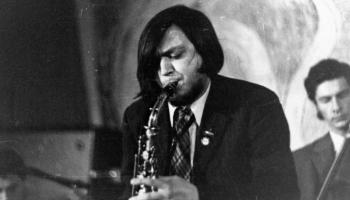 """Atvadas no brīnišķīgā saksofonista Vladimira Kolpakova un cikls """"Ir laiks džezam!"""""""