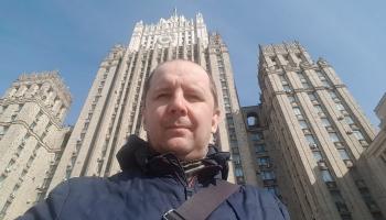 Москва во время пандемии: пустые улицы и оптимизм в четырёх стенах