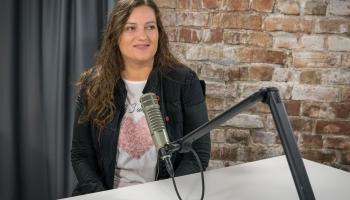 """Krustpunktā Lielā intervija: """"Fonds Sabiedrībai"""" pārstāve Aija Lokenbaha"""