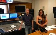 Elīna Bukša: Kad mums ir smagi un galvā mudžeklis, varam pievērsties Baha mūzikai