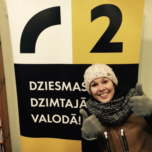 Rūta Dūduma ar jauno singlu un ieteikumiem aukstajā rudenī