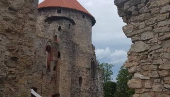 Цесисский замок: больше, чем памятник средневековья