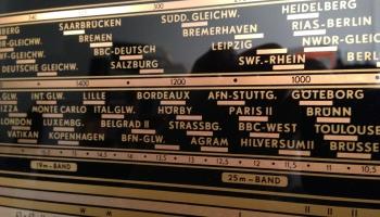 Radio vēstījumi 1939.gada septembrī, sākoties Otrajam pasaules karam