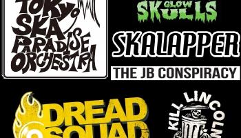 Ska, ska-punk un punk jaunumi vasaras svelmei