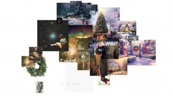 """MIERS... """"Tīrkultūras"""" sveiciens Ziemassvētkos"""
