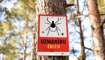 Voldemārs Spuņģis: kur ērces var sastapt visbiežāk un kā cilvēks ietekmē kukaiņu pasauli?