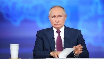 Прямая линия Владимира Путина: о чём сказал и о чём промолчал президент России