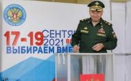 Krievijā sākusies balsošana Valsts domes vēlēšanās