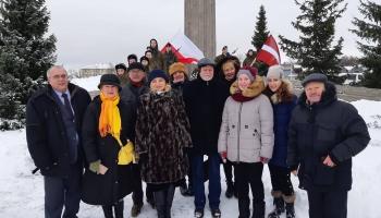 Wydarzenia sprzed 99 lat zapoczątkowały współczesne relacje polsko-łotewskie