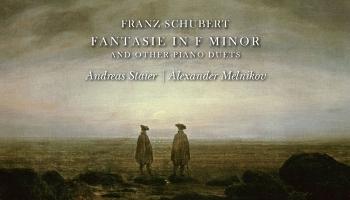 Franča Šūberta Fantāzija un klavieru dueti