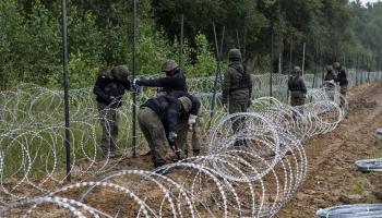 Diskusija: Baltijas valstu rīcība Austrumu pierobežā un ES oficiālā migrācijas politika