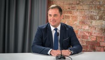 """Didzis Šmits: """"KPV LV"""" grib izstumt no valdības, galvenais """"stūmējs"""" - JKP"""
