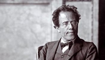 Gustava Mālera Pirmā simfonija. Kontrabasa un timpānu stāsts