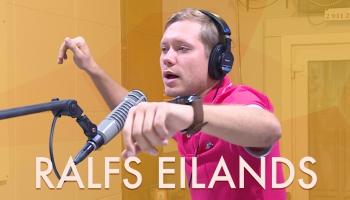 Ralfs Eilands dzied dažādās balsīs!