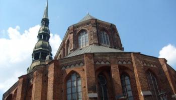 Вопрос о владением церковью Святого Петра в Риге уже спровоцировал раскол