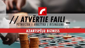 #10 Azartspēļu bizness. Nelaime vai regulējama uzņēmējdarbība?