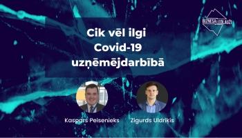 Covid-19 un uzņēmējdarba