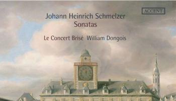 Johana Heinriha Šmelcera sonātes