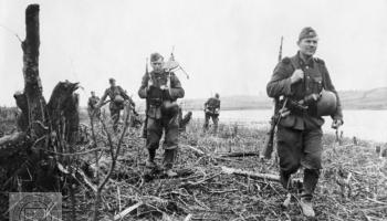 """Otrais pasaules karš. Cikls """"Satumsums"""". Notikumi 1941.gada otrajā pusē"""