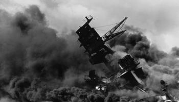 Otrais pasaules karš. 1941.gada decembrī sākas plašs japāņu spēku uzbrukums