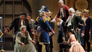 Opera buffa – komiskā opera