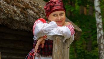 Мария Кожарина: Моё дело - помощь людям и песня