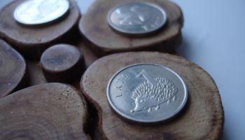 Pēdējas desmitgadēs tapušās Latvijas naudas dizains