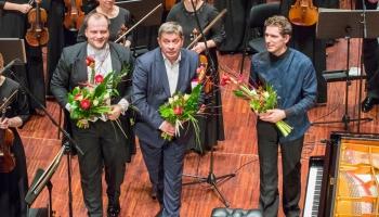 25. Starptautiskā Liepājas zvaigžņu festivāla atklāšanas koncerts (2017)