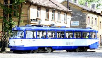 Ceļojuma stāsti: 10. tramvajs.