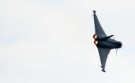 Igaunijā turpinās Spānijas gaisa iznīcinātāja izšautās raķetes meklējumi