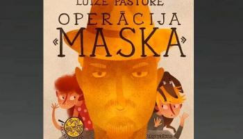 Luīze Pastore. Maska. 1. lasījums