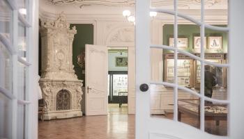 Liepājas muzejā iepazīstam gabaliņu šīs pilsētas pagātnes