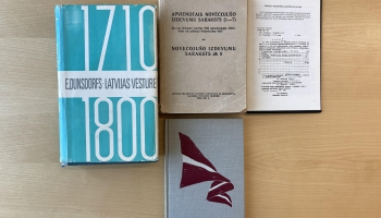 Vai zini, ka padomju Latvijā trimdas grāmatas tika iznīcinātas?