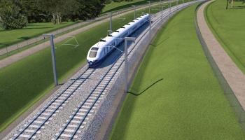 """Diskusija: """"Rail Baltica"""" - vai apdraudēta vērienīgā projekta realizācija"""
